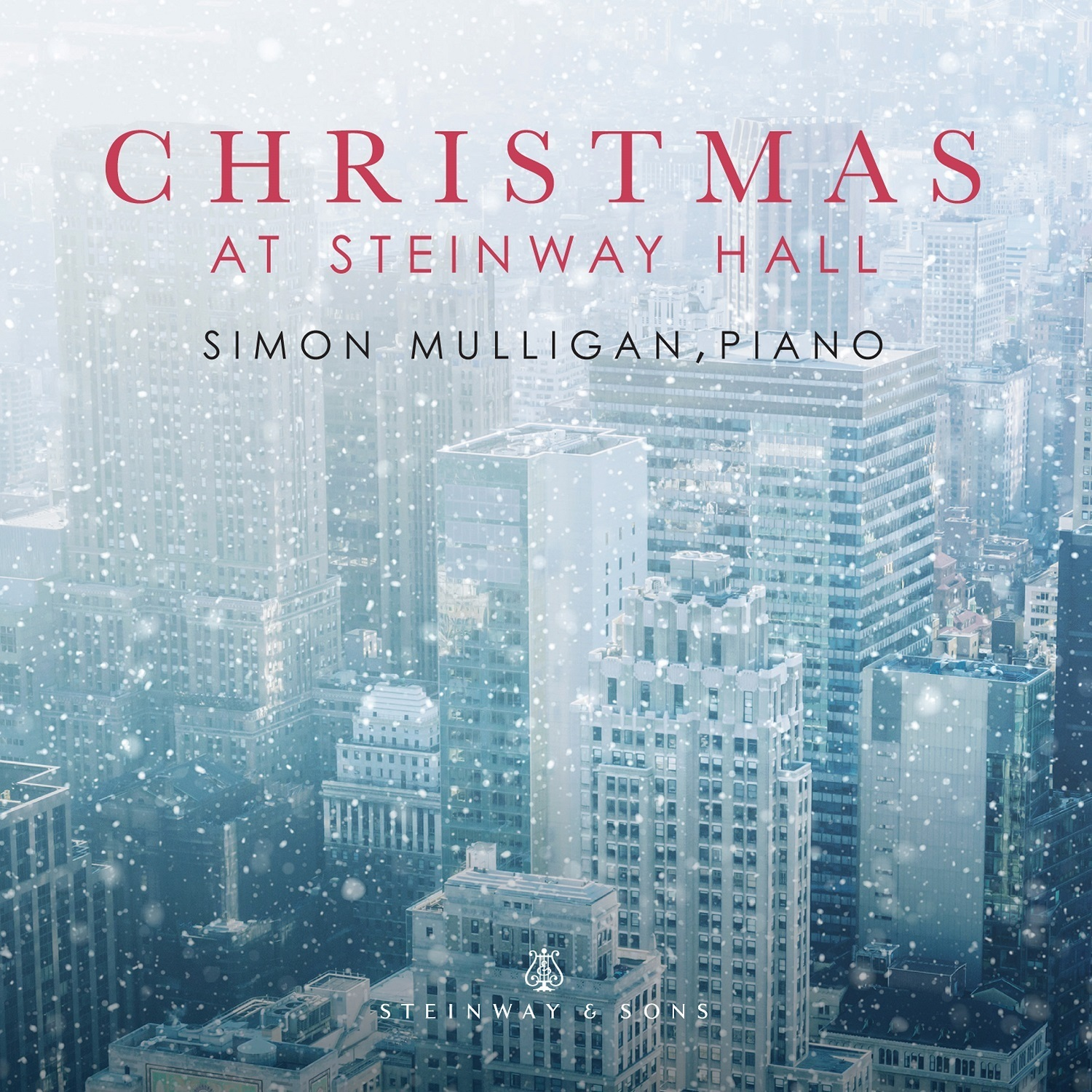 Christmas At Steinway Hall / Simon Mulligan
