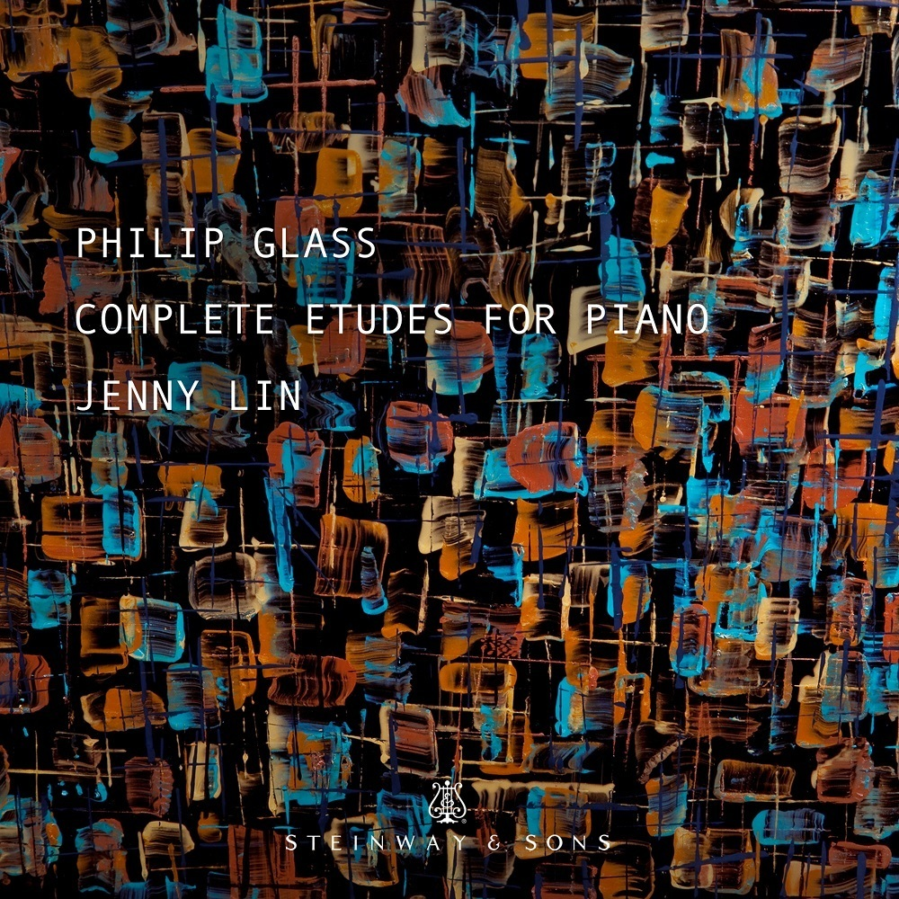 Philip Glass: Complete Etudes / Jenny Lin