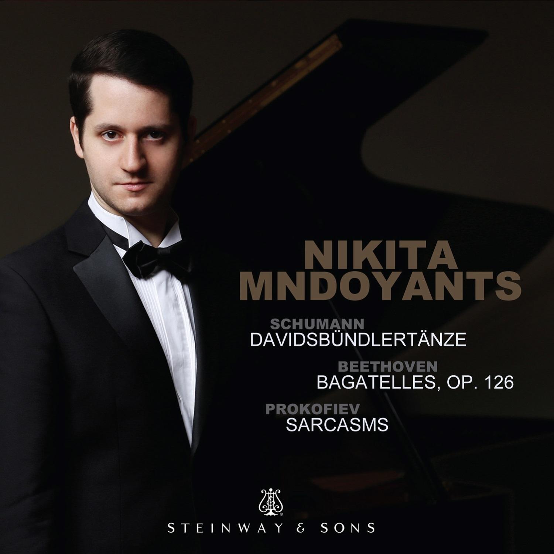 Schumann, Beethoven, Prokofiev / Nikita Mndoyants