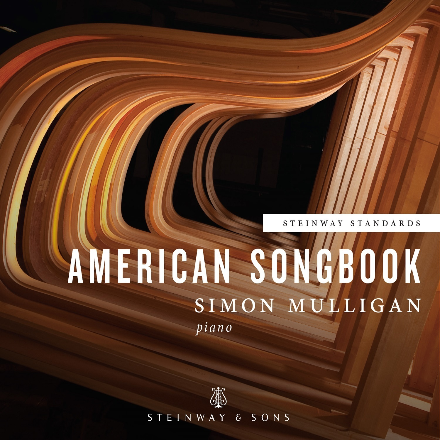 Steinway Standards - American Songbook / Simon Mulligan