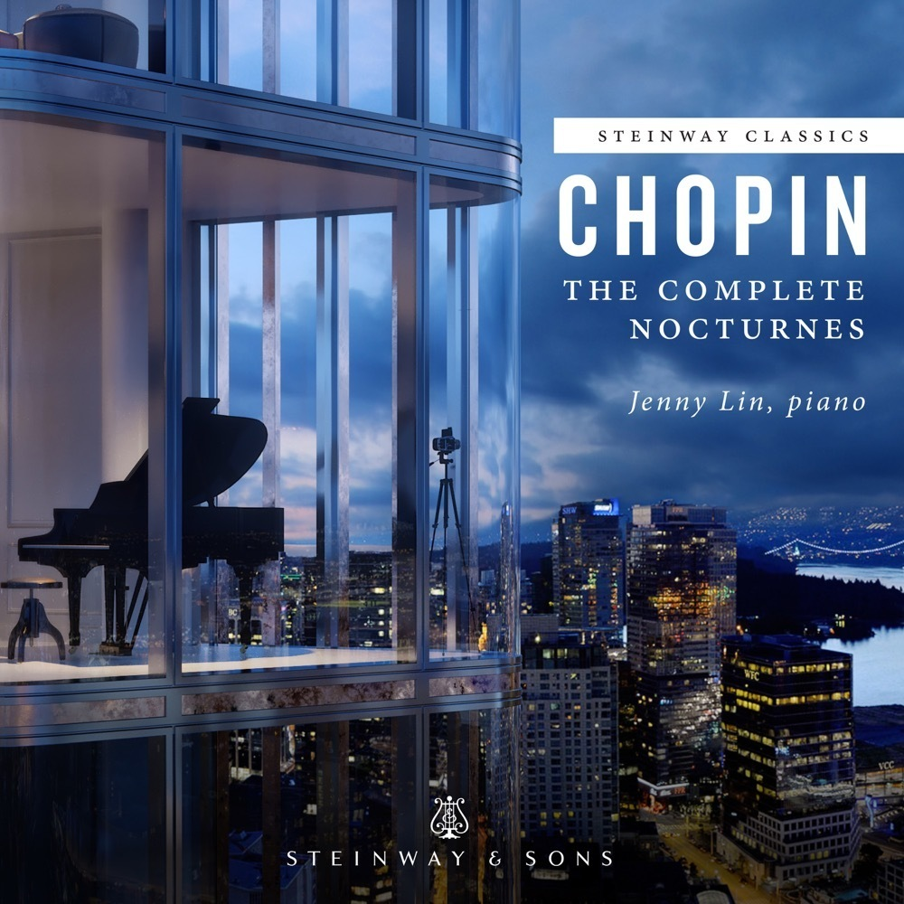 Chopin: Complete Nocturnes / Jenny Lin