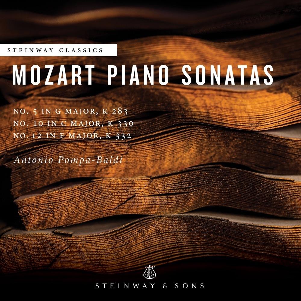 Mozart: Piano Sonatas / Antonio Pompa-baldi