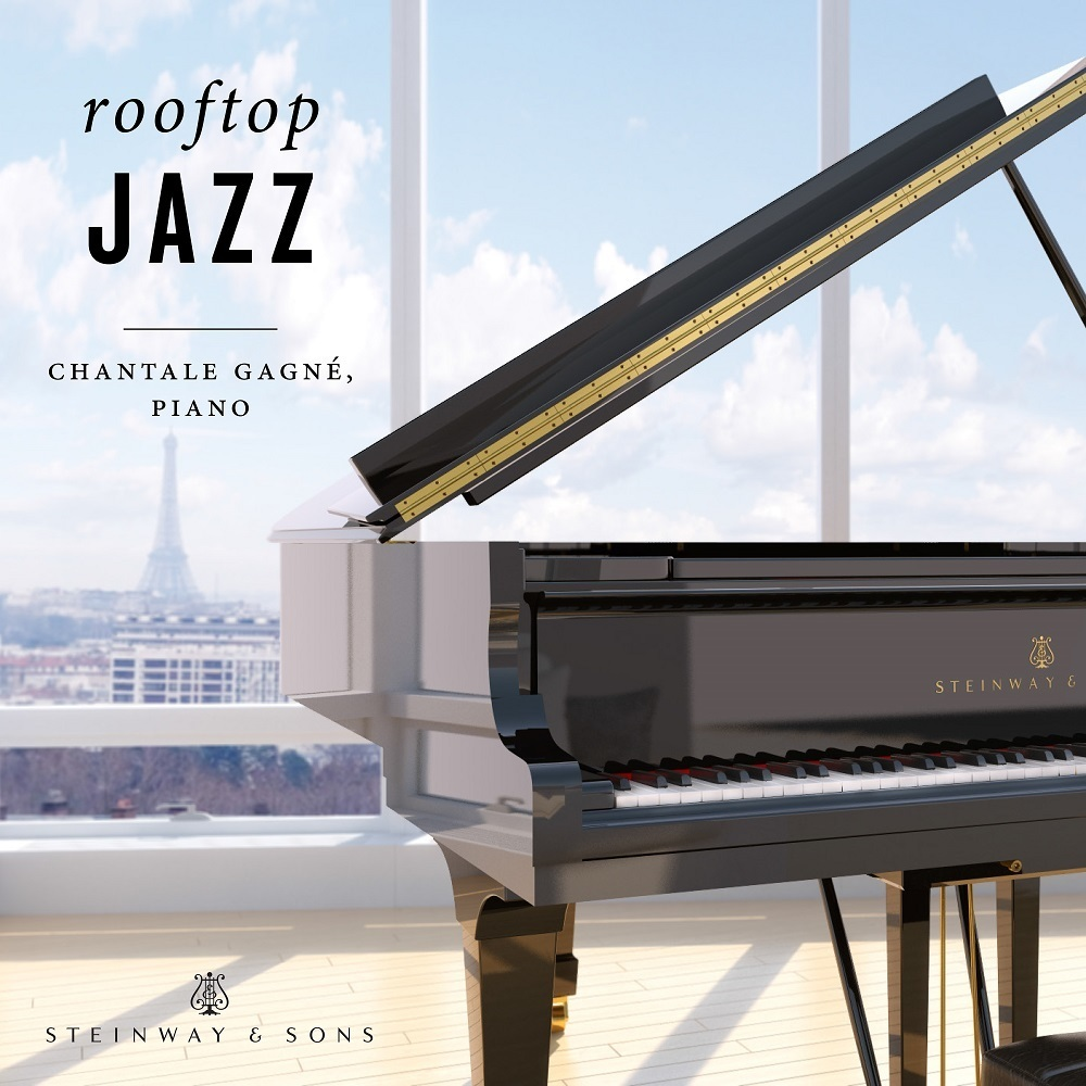 Rooftop Jazz / Chantale Gagne