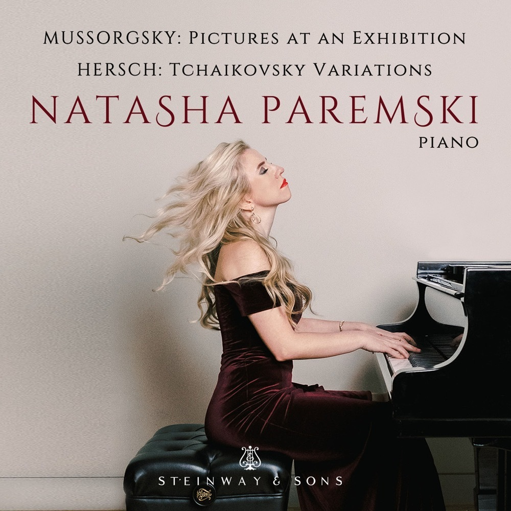 Mussorgsky: Pictures At An Exhibition; Hersch: Variations / Natasha Paremski
