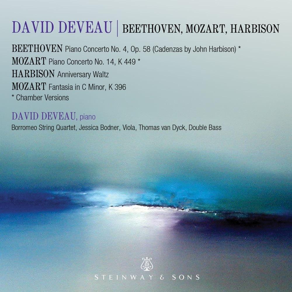 David Deveau - Beethoven, Mozart, Harbison