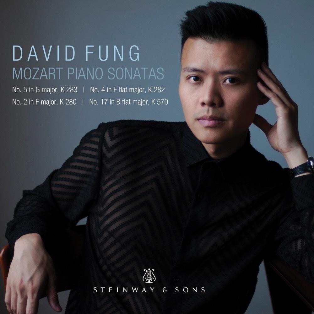 Mozart: Sonatas K 283, K 282, K 280, K 517 / David Fung