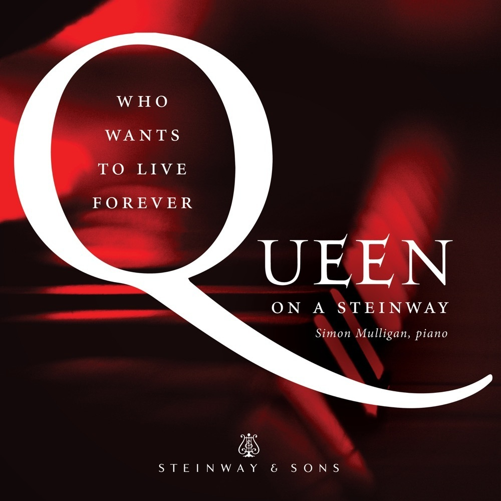 Who Wants To Live Forever - Queen On A Steinway