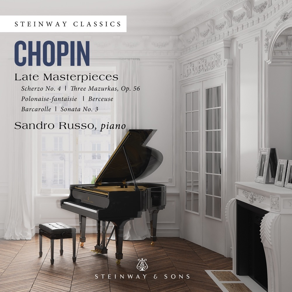 Chopin: Late Masterpieces / Sandro Russo