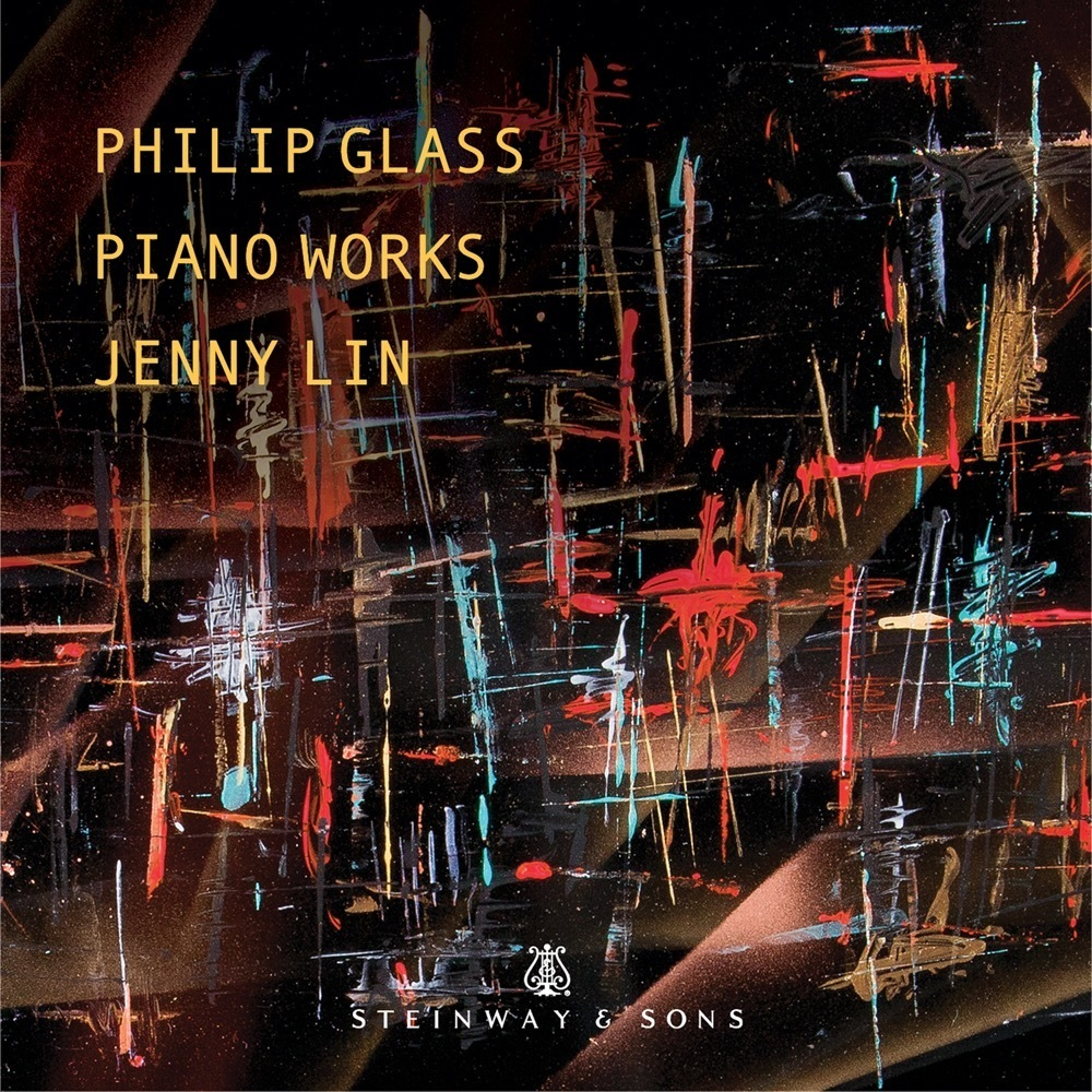 Philip Glass: Piano Works / Jenny Lin