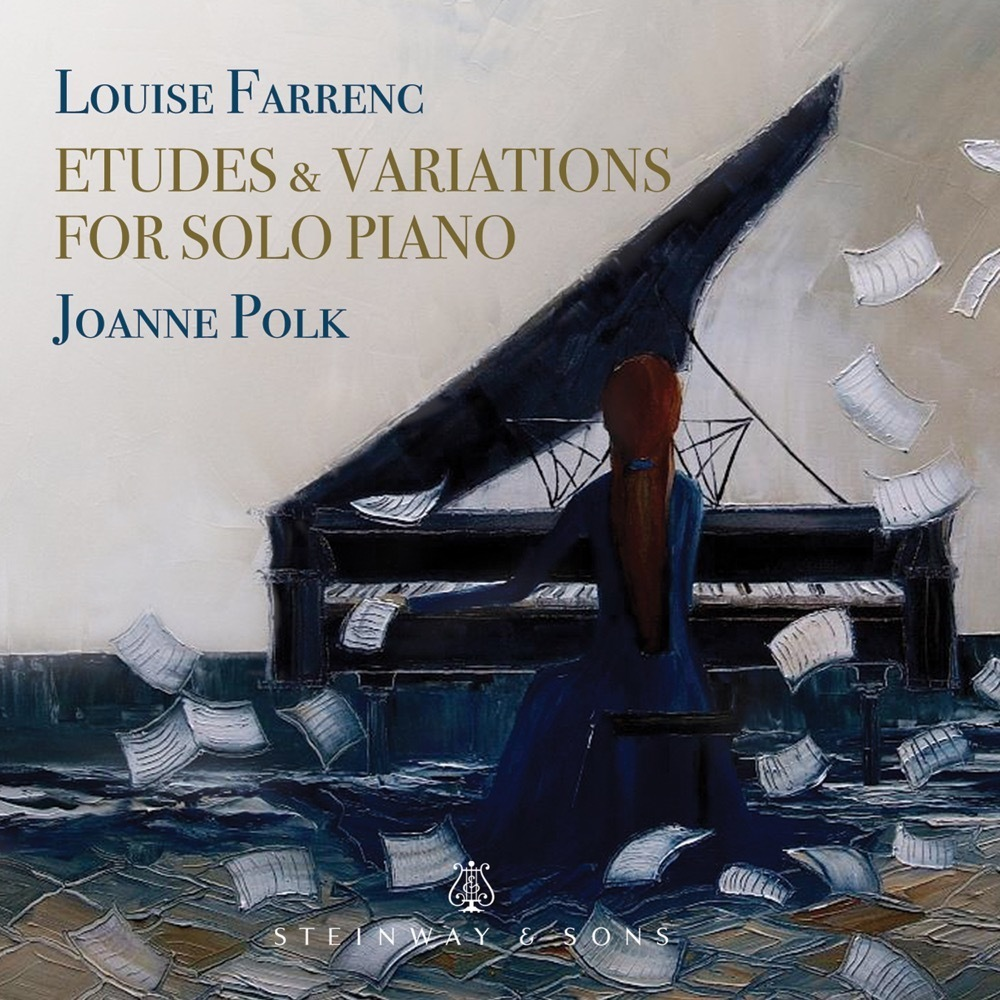 Louise Farrenc: Etudes & Variations / Joanne Polk