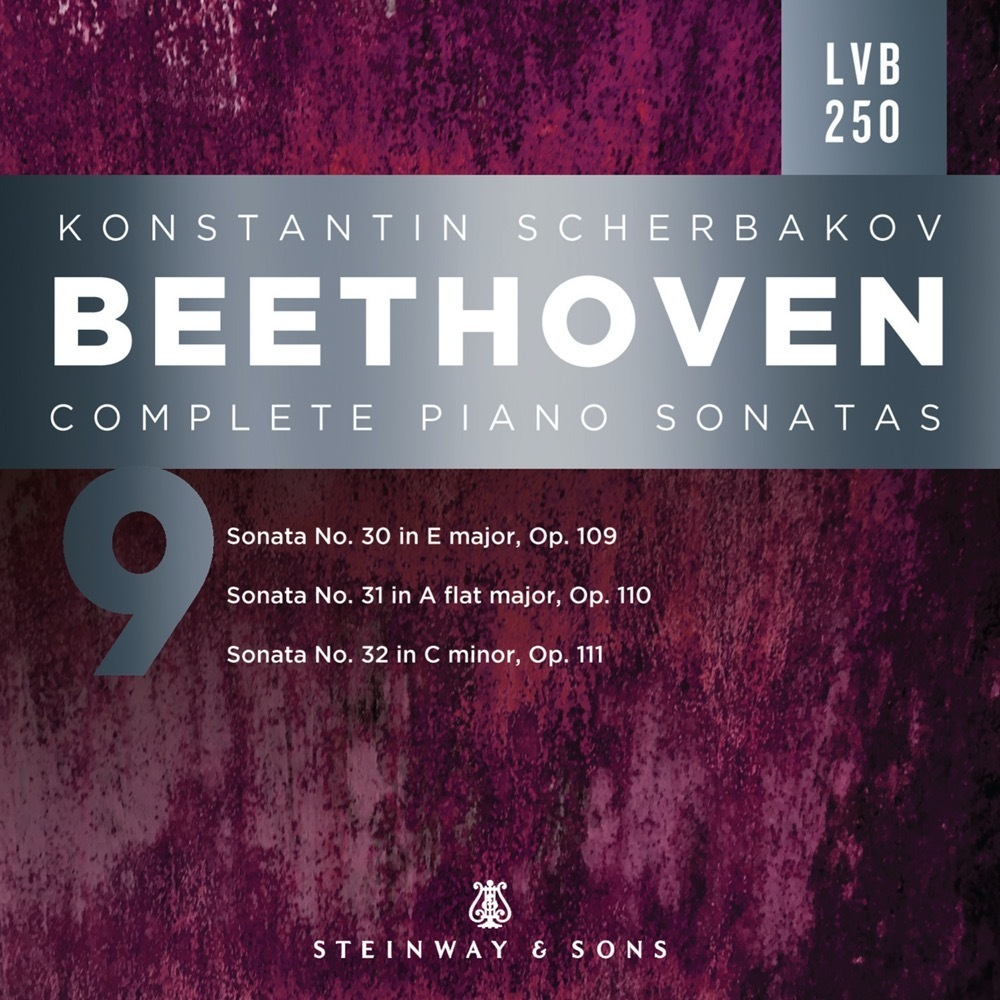 Beethoven: Piano Sonatas, Vol. 9 / Konstantin Scherbakov
