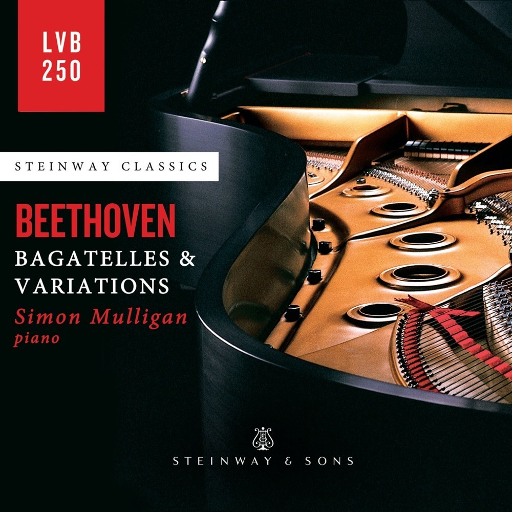 Beethoven: Bagatelles & Variations / Simon Mulligan