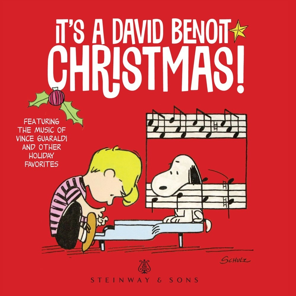 It's A David Benoit Christmas!