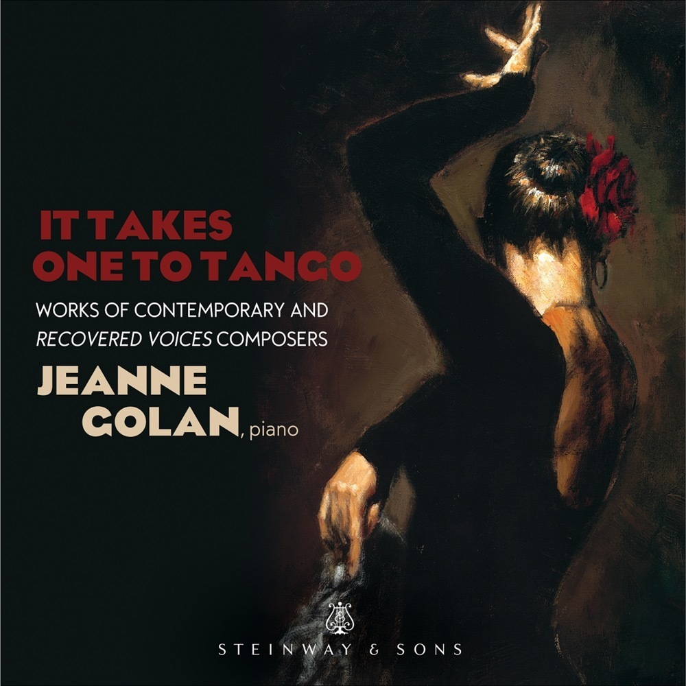 It Takes One To Tango / Jeanne Golan