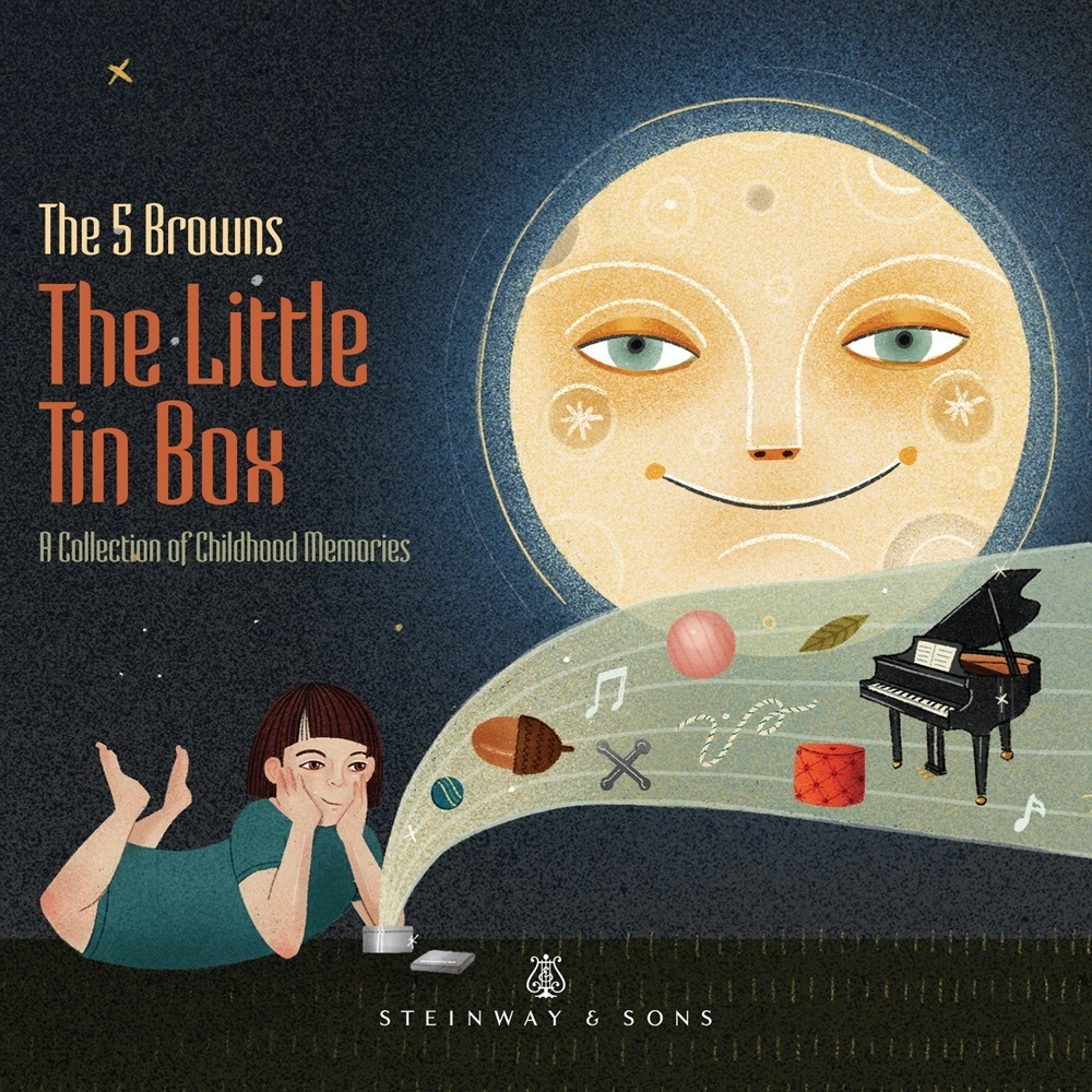 The Little Tin Box / The 5 Browns