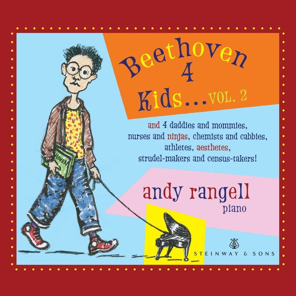 Beethoven For Kids, Vol. 2 / Andy Rangell