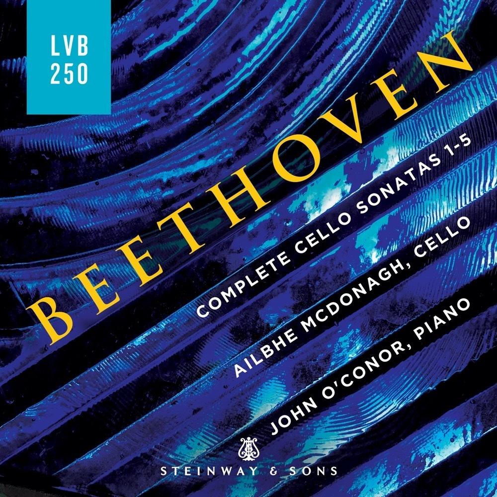 Beethoven: Complete Cello Sonatas / Ailbhe Mcdonagh, John O'conor