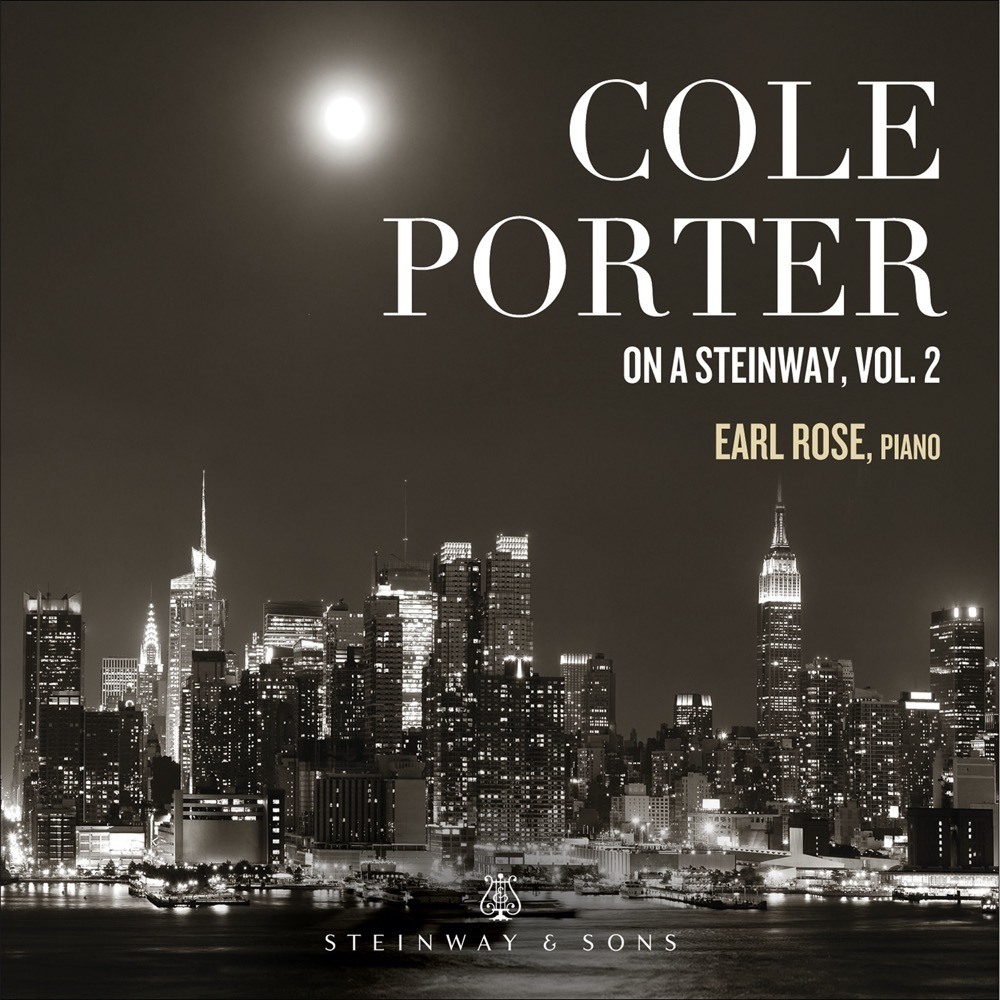 Cole Porter On A Steinway, Vol. 2 / Earl Rose