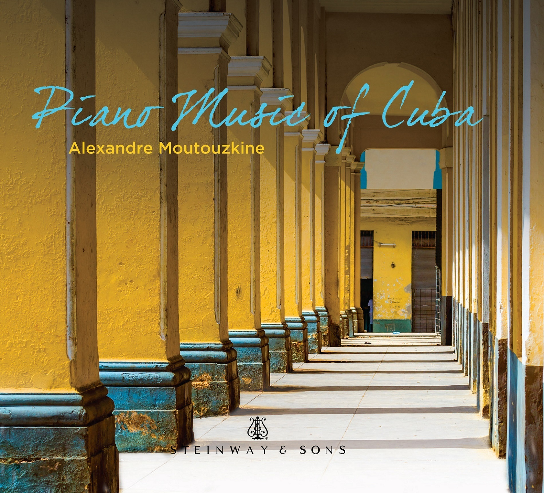 Cuban Piano Music / Alexandre Moutouzkine
