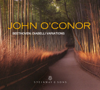 Beethoven: Diabelli Variations / John O'Conor