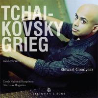 Tchaikovsky, Grieg: Piano Concertos / Stewart Goodyear