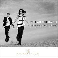 The Art of Bach / Anderson & Roe