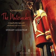Tchaikovsky: The Nutcracker - Complete Ballet Arranged for Solo Piano / Stewart Goodyear