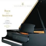 Bach on a Steinway / Jeffrey Biegel