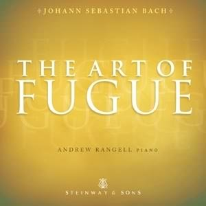 Bach: The Art of Fugue / Andrew Rangell