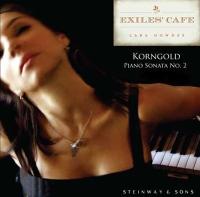 Korngold: Piano Sonata No 2 / Lara Downes